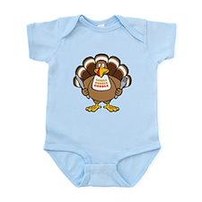 Gobble Turkey Infant Bodysuit