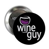 "Wine Guy 2.25"" Button (100 pack)"