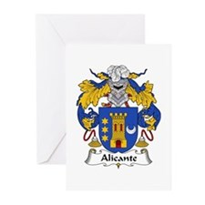 Alicante Greeting Cards (Pk of 10)