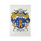 Alicante Rectangle Magnet (100 pack)
