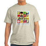 Vive la Raclette! T-Shirt