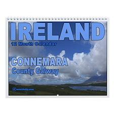Ireland Connemara, County Galway 12 Wall Calendar