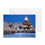 Hotel Del Coronado Holiday Cards (Pk of 20)