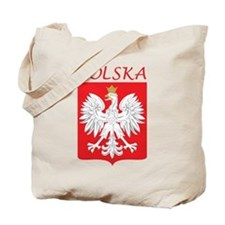 White Eagle and Polska Tote Bag
