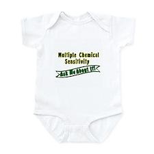 MCS: Ask Me About It! Infant Bodysuit
