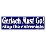 Jim Gerlach Bumper Sticker