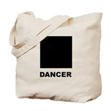 square dancer Tote Bag