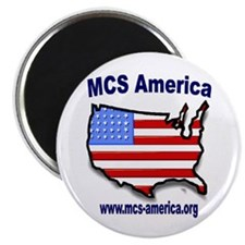 MCS America Logo Magnet