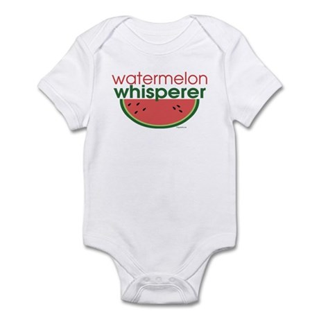 Watermelon Whisperer Infant Bodysuit