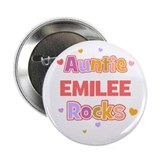 "Emilee 2.25"" Button (10 pack)"