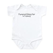 Funeral Director in Training Onesie