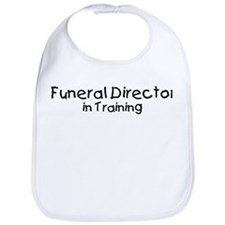 Funeral Director in Training Bib