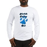 Norfolk Dad3 Long Sleeve T-Shirt