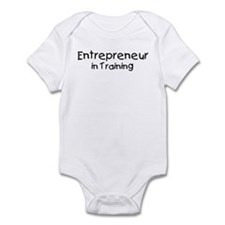 Entrepreneur in Training Onesie