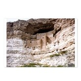 MONTEZUMA CASTLE, ARIZONA Postcards (Package of 8)