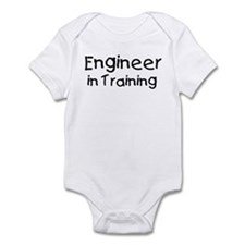 Engineer in Training Onesie