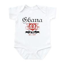 Ghana 4 life Infant Bodysuit