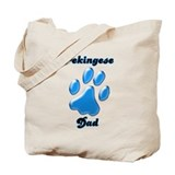 Pekingese Dad3 Tote Bag