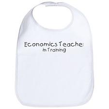 Economics Teacher in Training Bib