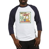 Coffeehouse Garfield Baseball Jersey