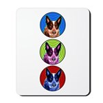 Blue Heeler Mousepad