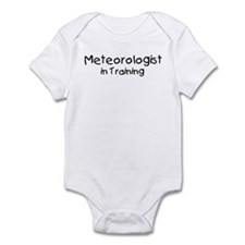 Meteorologist in Training Infant Bodysuit