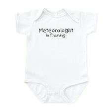 Meteorologist in Training Onesie