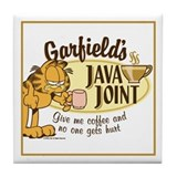 Java Joint Garfield Tile Coaster