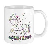 SAGITTARIUS Skies Small Mugs