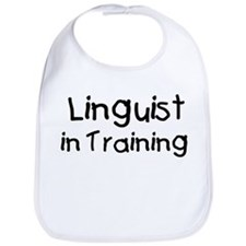 Linguist in Training Bib