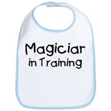 Magician in Training Bib