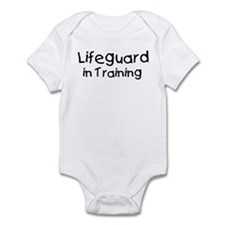 Lifeguard in Training Onesie