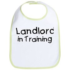 Landlord in Training Bib