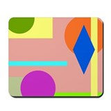 Rainbow Room Mousepad