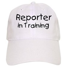 Reporter in Training Cap