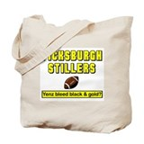 Picksburgh Stillers Tote Bag