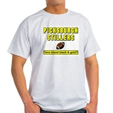 Picksburgh Stillers T-Shirt