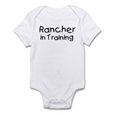 Rancher in Training Onesie