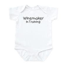Winemaker in Training Infant Bodysuit
