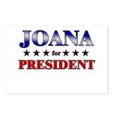 JOANA for president Postcards (Package of 8)