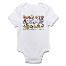 Unique Phobias Infant Bodysuit