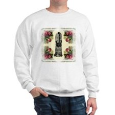 Four Roses Fashion Plate Sweatshirt