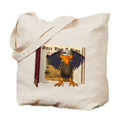 Vinnie Vulture Tote Bag