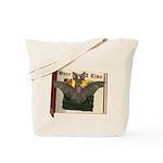 Bennie Bat Tote Bag