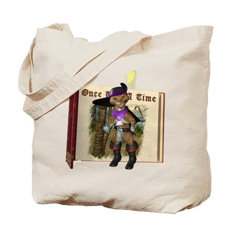 Puss 'N Booots Tote Bag