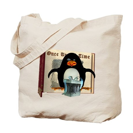 Pongo Penguin Tote Bag