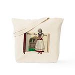 Mother Goose Tote Bag