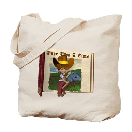 Cowgirl Kit Tote Bag