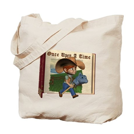 Cowboy Kevin Tote Bag