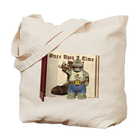 Heath Hippo Tote Bag
